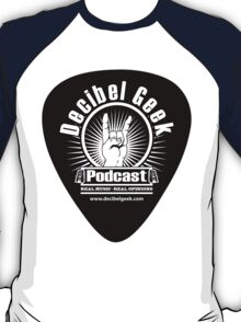Decibel Geek Guitar Pick! T-Shirt