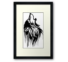 Cry Framed Print