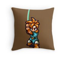 Chrono Throw Pillow