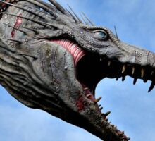 Gringott's Dragon (Close Up) Sticker