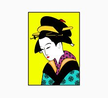 Lady in a Kimono Unisex T-Shirt