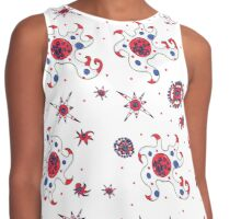 Verakai world pattern design  Contrast Tank