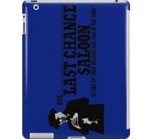 The Last Chance Saloon iPad Case/Skin