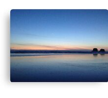 Canon Beach, Oregon Canvas Print