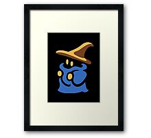 FF Black Mage Framed Print