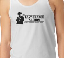 The Last Chance Saloon Tank Top