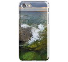 Sunrise Over Rocky Coastline iPhone Case/Skin