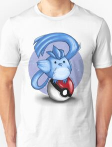 Chubby Articuno Unisex T-Shirt