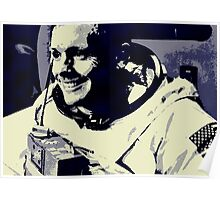 NEIL ARMSTRONG (ASTRONAUT) Poster