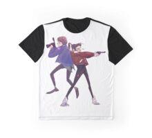 Monster Hunters Graphic T-Shirt