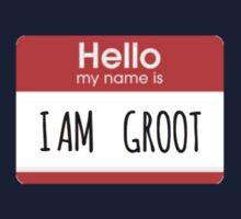 I AM GROOT by omgkatkat