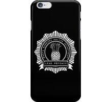 psych iPhone Case/Skin
