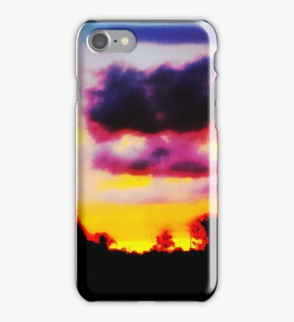 Out the Window iPhone Case/Skin