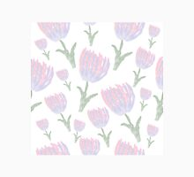 Watercolor tulips Unisex T-Shirt