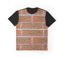 I am A Red Brick Wall Graphic T-Shirt