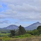 Mount Errigal From A Different Angle by Fara