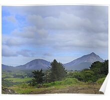 Mount Errigal From A Different Angle Poster