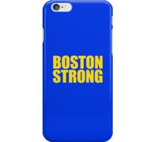 Boston Strong iPhone Case/Skin
