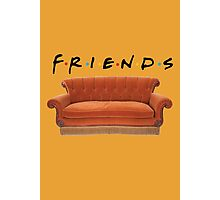 Friends couch Photographic Print