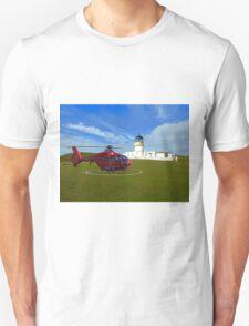 Fair Isle North Lighthouse Unisex T-Shirt