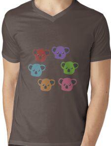Autumn/Fall Koalas Mens V-Neck T-Shirt