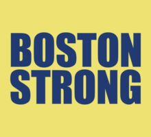 Boston Strong by USAswagg