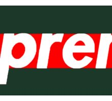 Gucci x Supreme Sticker
