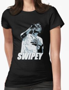 RIP SWIPEY Womens Fitted T-Shirt