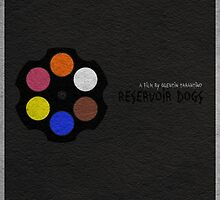 Reservoir Dogs - 2 by A. TW