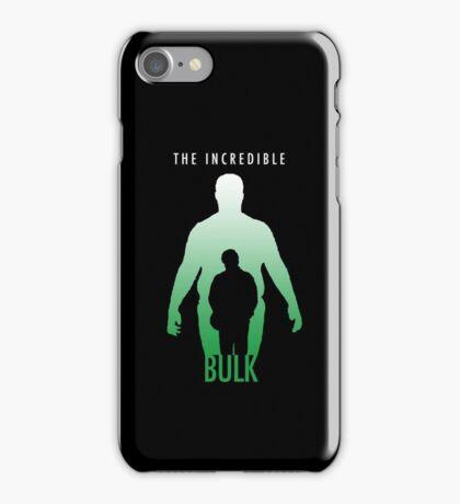 The Incredible Bulk iPhone Case/Skin