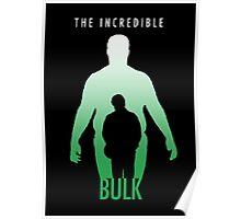 The Incredible Bulk Poster