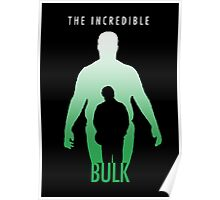 The Incredible Bulk Poster