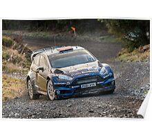 Rally GB '14 Poster