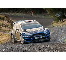 Rally GB '14 Photographic Print
