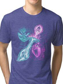 Saiyan T-shirt - vegeta Tri-blend T-Shirt