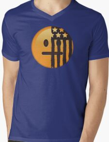 Fall Out Boy American Beauty American Psycho Emoji Shirt Mens V-Neck T-Shirt