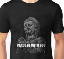 Peace be with You Unisex T-Shirt