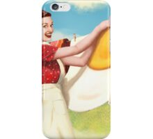 Peggy  Discovers Uppers iPhone Case/Skin