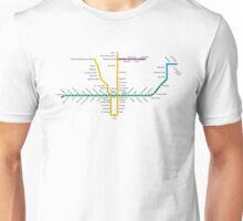Toronto Subway Unisex T-Shirt