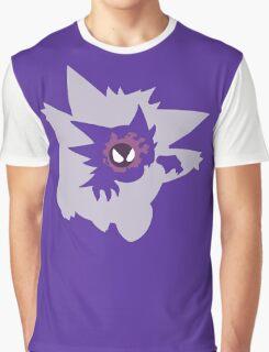 Gastly - Haunter - Gengar Graphic T-Shirt
