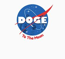 Doge Nasa Unisex T-Shirt