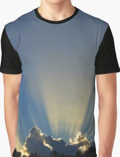Sun Rays Graphic T-Shirt
