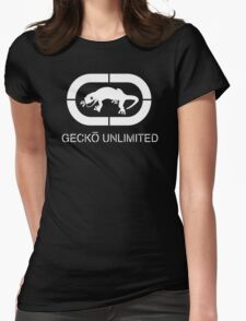 GECKO Unlimited Womens Fitted T-Shirt