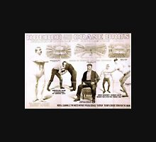 Performing Arts Posters Roeber and Crane Bros Vaudeville Athletic Co 1942 Unisex T-Shirt
