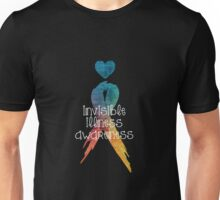 Watercolor Illness Awareness Unisex T-Shirt