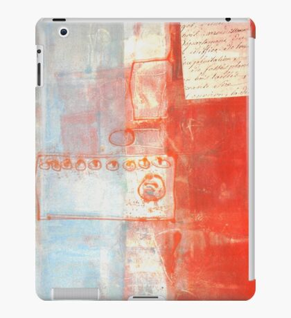 Fragments iPad Case/Skin
