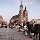 back in Cracow by EwelinaKural