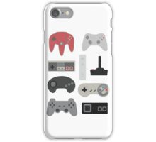 Vintage Gaming Classic iPhone Case/Skin