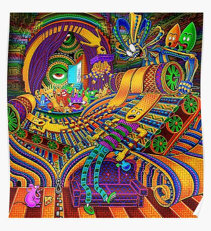 The Conductor of Consciousness Poster