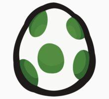 Yoshi Egg Kids Tee